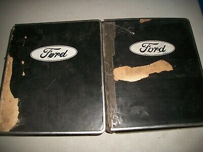 1948-1960 Ford Truck Illustrated Master Parts Catalog Chassis Body All Trucks