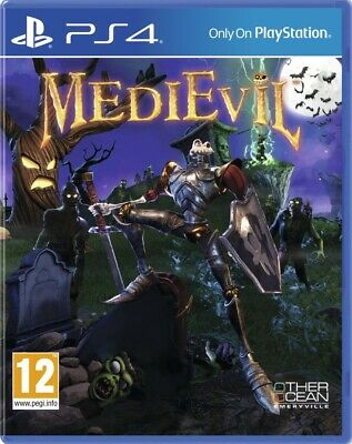 Medievil | PlayStation 4 PS4 New