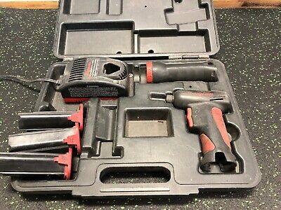 Snap On Snapon Cordless Battery driver set kit ONLY ONE ON EBAY