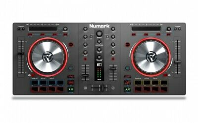 Numark Mixtrack 3 - All-In-One Controller Solution For Virtual DJ LE