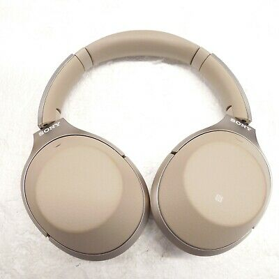 Sony WH1000XM2 Wireless Bluetooth Noise Cancellation Headphones Gold WH1000XM2/N