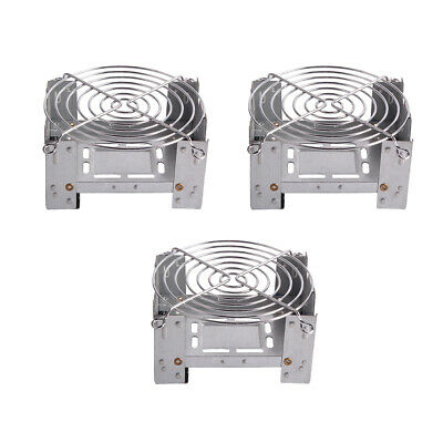 3Pcs Portable Alcohol Stove Heater Stainless Camping Spirit Burner Cooker