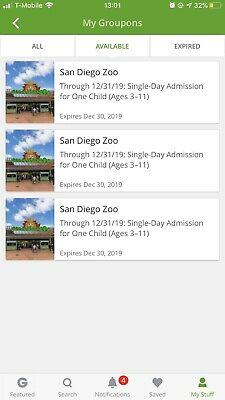 san diego zoo tickets