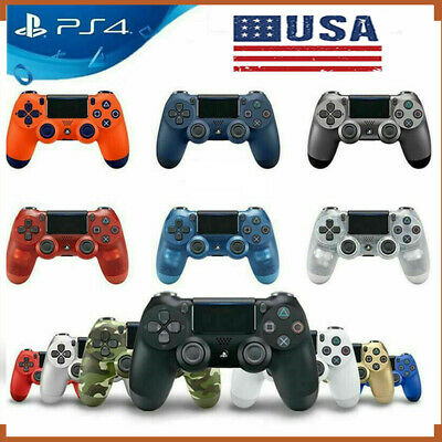 For SONY PS4 DUALSHOCK 4 Wireless Controller Gamepad PlayStation Bluetooth -US