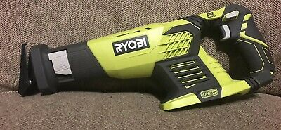 Ryobi P514 18V Cordless One+ Variable Speed Reciprocating Saw Tool Only