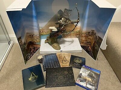 *Rare* Playstation 4 Assassins Creed Odessey Collectors Edition