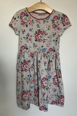 CATH KIDSTON KIDS Girls Floral Print Dress Size Aged 7-8 Years