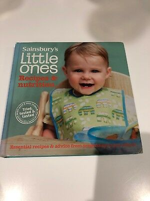 Little Ones Recipe And Nutrition Book (pregnancy To Pre School)