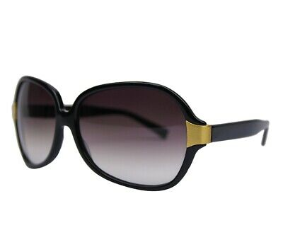 OLIVER PEOPLES Leyla OTPI Oversized Sunglasses Brown Woodgrain on Pink ~ 64mm