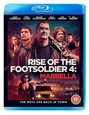 Rise of the Footsoldier 4 - Marbella [Blu-ray]