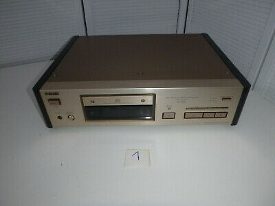 Sony CDP-X77ES CD-Player Champagner High END