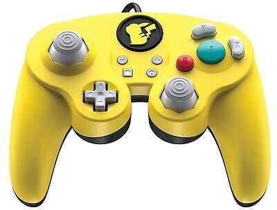 Nintendo Switch PDP Fight Pad Pro Controller - Pikachu New (4)