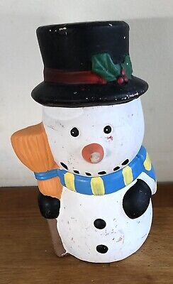 Latex Mould For Making This Large Snowman