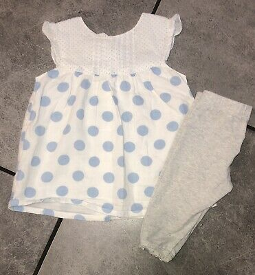 Mothercare Baby Girls Dress Outfit 3-6 M VGC