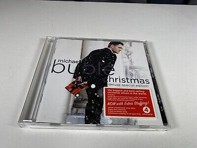 Michael Buble - Christmas - Deluxe Edtion with Extra Stuffing CD Album