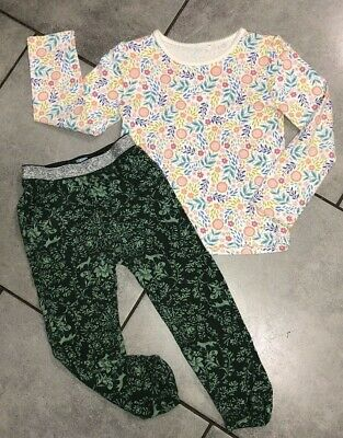 George... Gap Girls Floral Outfit 5-6 Years Vgc