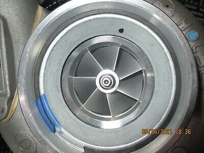 OEM Volvo Mack turbo D13 MP8 engine turbocharger without actuator