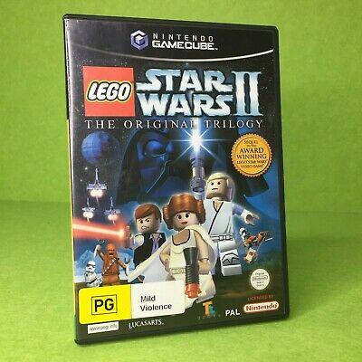 LEGO Star Wars 2: The Original Trilogy | Nintendo GameCube | FastnFree Shipping