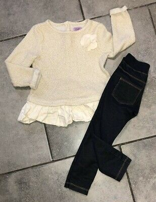 F&F...Nutmeg Girls Outfit 2-3 Years