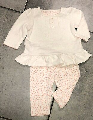 Marks And Spencer Baby Girls Outfit 3-6 Months