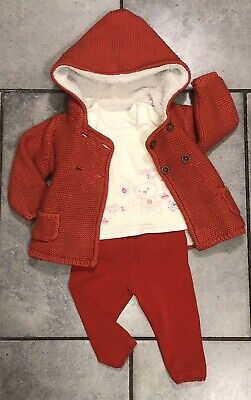 Marks And Spencer...Next...George Baby Girls Winter Outfit 3-6 Months