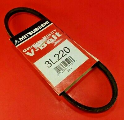 D/&D PowerDrive 3L230 V Belt  3//8 x 23in  Vbelt