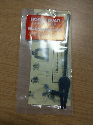 Horolovar 400 Day Anniversary  Torsion Clock Beat Setting Tool. New.