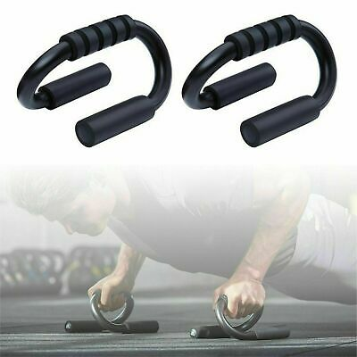 Push Up Bar  Press Pull Up Foam Handles Workout Chest Stand Gym Home Exercise