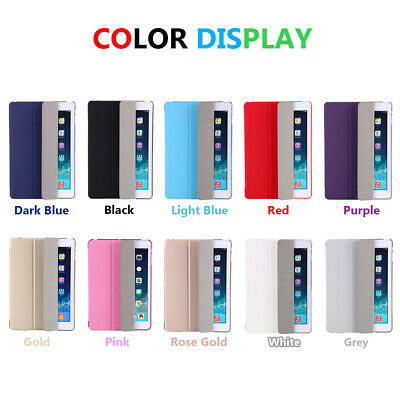 Ultra Slim Magnetic Smart Case Leather Cover For Apple iPad 10.2'' 7th Gen 2019>