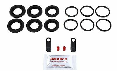 for VW TOUAREG 2002-2010 FRONT L or R Brake Caliper Seal Repair Kit (3420S)