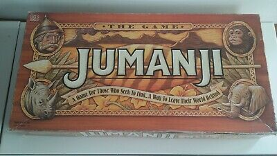 1995 Jumanji Board Game