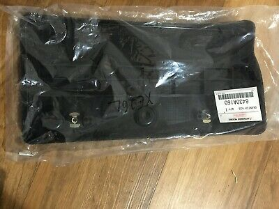 Mitsubishi Lancer 2007-09 Front License Plate Garnish 6430A160