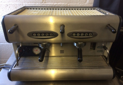 Commercial San Marco 85-E Coffee Machine - 2 Group