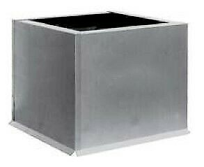 """23"""" square x 20"""" tall Roof Curb"""