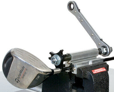 Clubmakers Vise Shaft Extractor