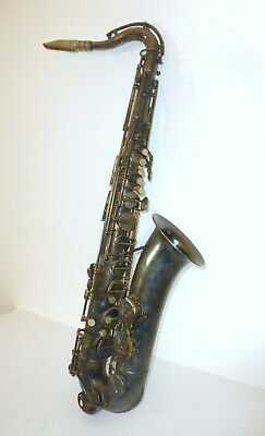 Old Saxophone Classic 1960er Years