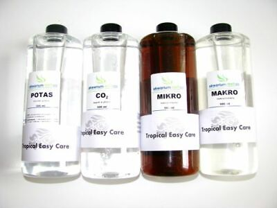 Micro,Macro,Carbo,Potasium,plant food,aquarium fertilizer