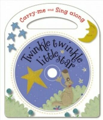 Twinkle, Twinkle, Little Star and Other Nursery Rhymes, Hardcover by Toms, Ka...
