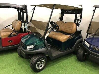 Demo Club Car TEMPO EFI Fuel Injected Petrol Golf Cart Golf Buggie Buggy Custom