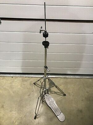 Hi Hat Cymbal Stand Drum Double Braced Hardware Inc Clutch #HH606
