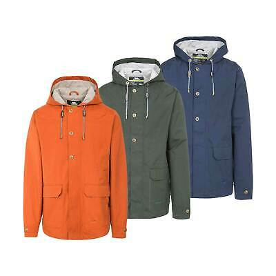 TRESPASS KAVAN SAPPHIRE MENS JACKET waterproof windproof breathable coat