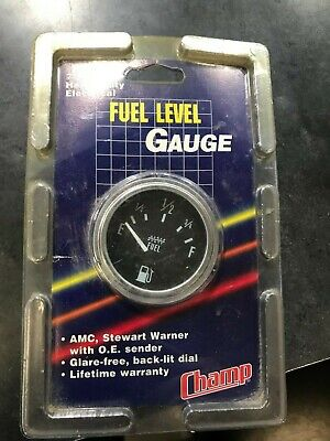 Champ Heavy Duty Electrical Fuel Level Gauge 7-196