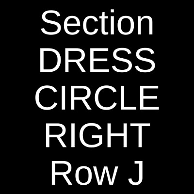 4 Tickets Dolly Parton's Smoky Mountain Christmas Carol 12/26/19 Boston, MA