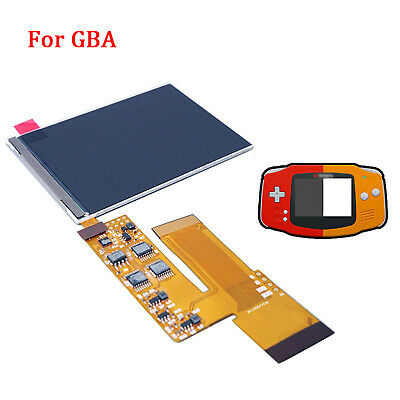10 Levels High Brightness Backlight LCD Screen For GBA GameBoy Advance Console