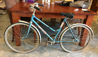 Vintage 1950's Rare Repco Womans Bicycle Made in Australia