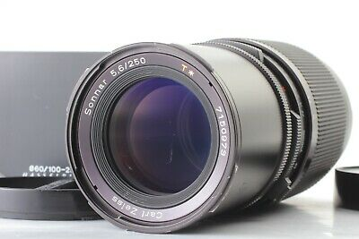 [EXC+3] Hasselblad Carl Zeiss T* Sonnar CF 250mm F/5.6 MF Lens From JAPAN  #770