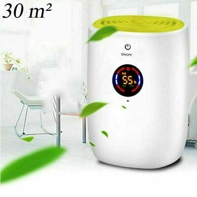 LCD Digital Electric Air Dehumidifier Dryer Home Damp Mould Moisture Extraction