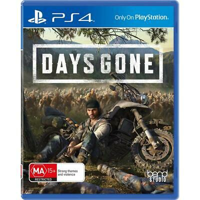 24HR SALE 🇦🇺 || Days Gone (PlayStation 4) PS4 Video Game || BRAND NEW