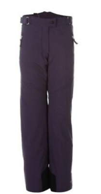 Nevica Josy Ski Pants Trousers With Bracers Girls Purple UK Size 13 Years *REF89