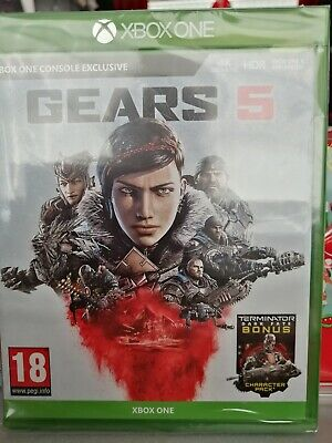 Gears 5 (Xbox One) In Stock Now New & Sealed UK PAL
